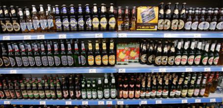 Союз российских пивоваров твердо намерен защитить репутацию отрасли. Фото: РИА Новости