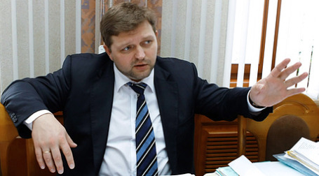 Кировский губернатор Никита Белых отказался от своей зарплаты. Фото: РИА Новости