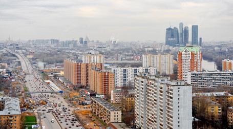 Спрос на квартиры в декабре 2009-январе 2010 года значительно упал. Фото: Дмитрий Алешковский