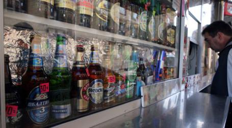 Московская городская дума поддержала ограничения на продажу пива. Фото: PhotoXPress