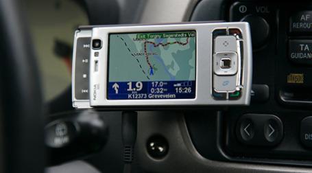 Крупнейший в мире производитель мобильных телефонов Nokia запустил ряд бесплатных навигационных сервисов для увеличения продаж своих телефонов. Фото: eirikso/flickr.com