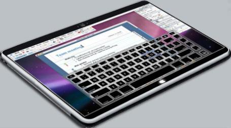 Своей «таблеткой», которая дебютирует на следующей неделе,  глава корпорации Apple Стив Джобс рассчитывает на то, что сможет расширить различные виды бизнеса. Фото: highlook.ru