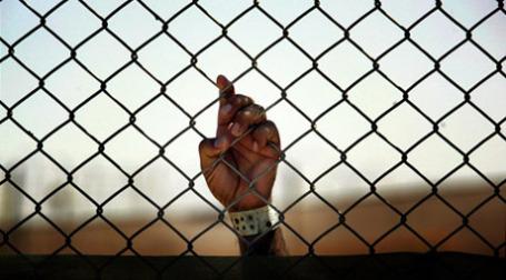 Сингапурская тюрьма стала местом показа последней коллекции дома Calvin Klein. Фото: AFP