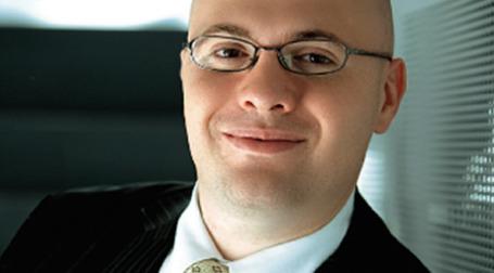 Старший сырьевой аналитик Commerzbank Евгений Вайнберг. Фото из личного архива.