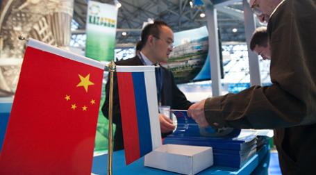 Российско-китайская торговля может выйти на докризисный уровень уже в 2010 году. Фото: Антон Белицкий