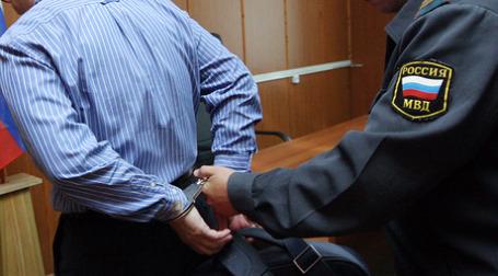В Москве задержаны сразу четверо сотрудников ОВД «Пресненский». Фото: РИА Новости