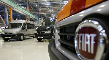 Fiat-Sollers станет вторым крупнейшим игроком по сборке пассажирских автомобилей на отечественном рынке после альянса Рено-АвтоВАЗ. Фото: РИА Новости