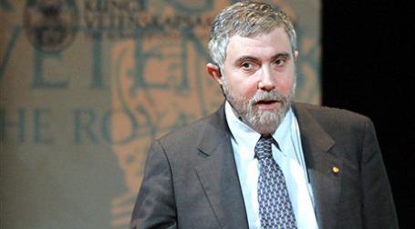Пол Кругман считает, что кризис доказал неготовность Европы к единой валюте. Фото: AP