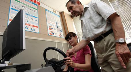 Права на автоматическую коробку передач