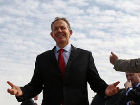 Тони Блэр. Фото: AP