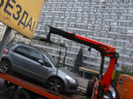 Идея ужесточения наказания за неправильную парковку  нашла горячих сторонников в Госдуме. Фото: РИА Новости