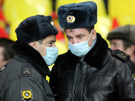 Антикоррупционное управление МВД РФ будет усердно бороться с такой заразой, как коррупция. Фото: РИА Новости