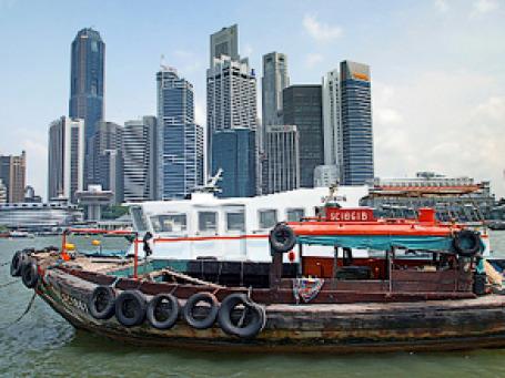К 1965 году площадь Сингапура составляла 581 квадратный километр. Сейчас он вырос до 710 квадратных километров и продолжает расширяться. Фото: РИА Новости