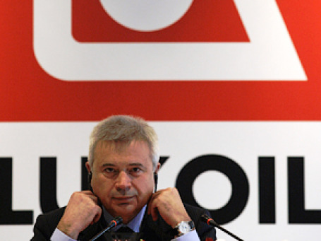 Вагит Алекперов увел свою компанию из Ирана. Фото: AP