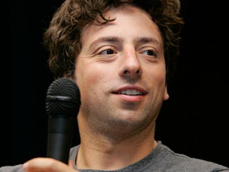 Сергей Брин, сооснователь крупнейшего поисковика Google. Фото: AP