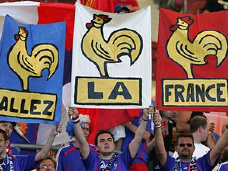«Вперед, Франция!» Этим девизом в Париже руководствуются и в кампании по возвращению французскому статуса основного язык дипломатии. Фото: AP