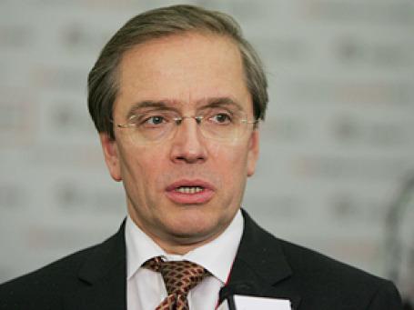 Заместитель министра финансов Дмитрий Панкин. Фото: Григорий Собченок/BFM.ru