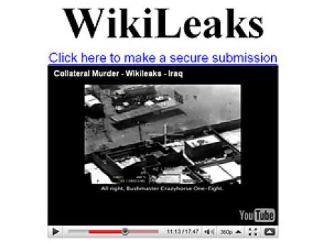 Фото: wikileaks.org