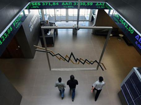 Еврозона сейчас представляет собой зыбучие пески для инвесторов. Фото: AP