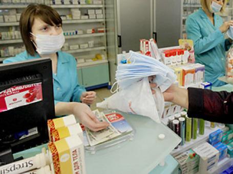 Чистый убыток компании «Аптечная сеть 36,6» за третий квартал 2009 года вырос на 83,8%. Фото: РИА Новости
