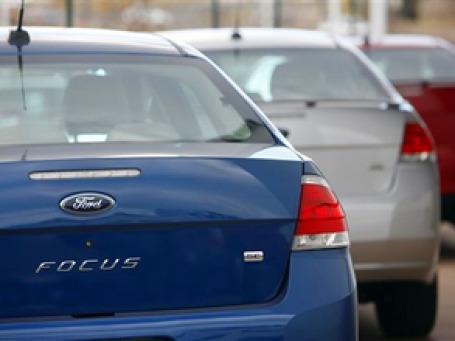 В марте автомобили  Ford Focus обогнали в продажах все иные марки легковых машин. Фото: AP