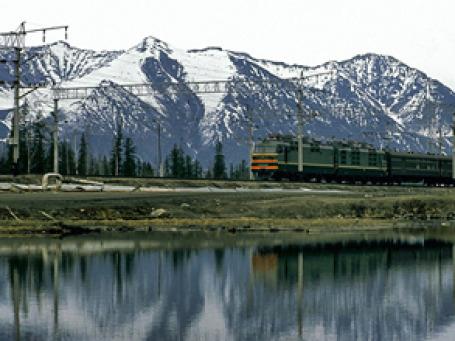 По Сибири могут поехать высокоскоростные поезда. Фото: РИА  Новости