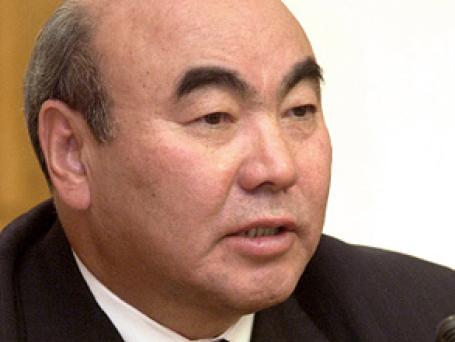 Первый президент Киргизии Аскар Акаев. Фото: РИА  Новости