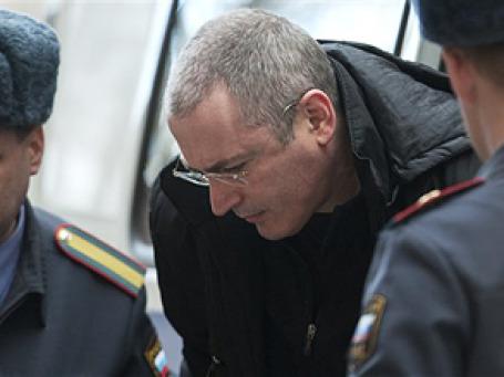 Михаил Ходорковский закончил основную часть своего выступления по второму уголовному делу. Фото: AP