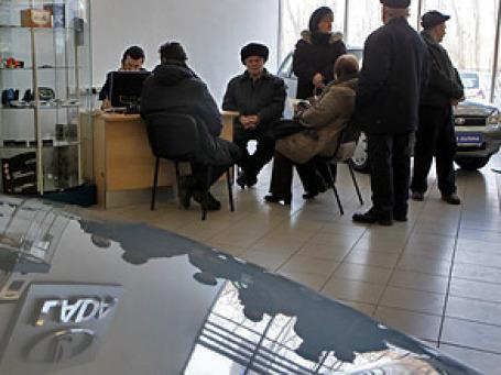 Лучше других по программе утилизации авто продаются модели ВАЗа. Фото: РИА Новости