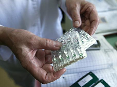 Генпрокуратура продолжает массовые проверки фармацевтического бизнеса. Фото: РИА  Новости