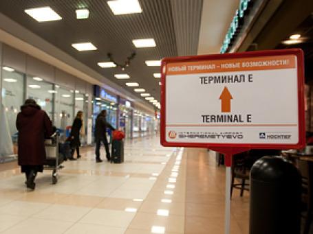 Решение о замене цифровых обозначений терминалов в «Шереметьево» на новую международную буквенную систему было принято 11 ноября 2009 года. Фото: Антон Белицкий/single-photo.ru