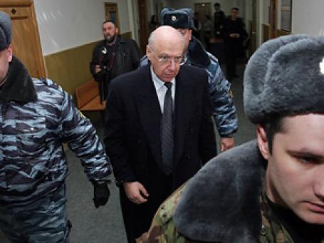 Бывший владелец банка ВЕФК Александр Гительсон оказался на свободе неожиданно для себя. Фото: РИА Новости