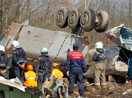 Обстоятельства трагедии знают только бортовые самописцы. Фото: РИА  Новости