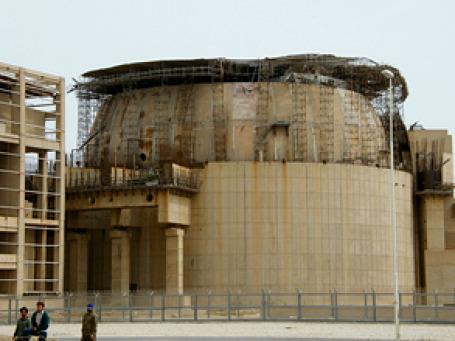 Бушерская АЭС в Иране. Фото: РИА Новости