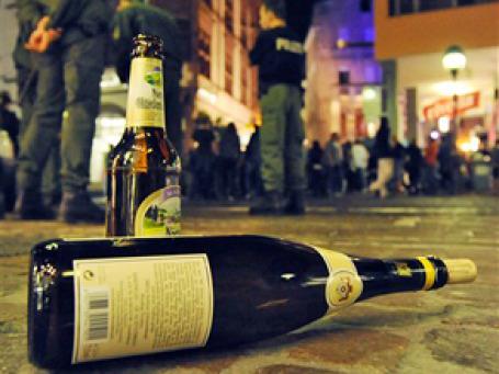 Потребление алкоголя в Европе снижается. Фото: AP