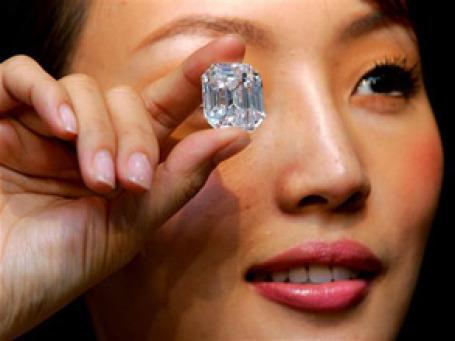 Китай впервые стал крупнейшим покупателем алмазов из Антверпена, оттеснив США на вторую позицию. Фото: AP