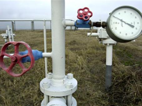 «Газпром» приблизился к газотранспортной системе Украины. Фото: AP