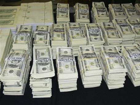 Совокупное состояние ста богатейших людей России удвоилось. Фото: AP