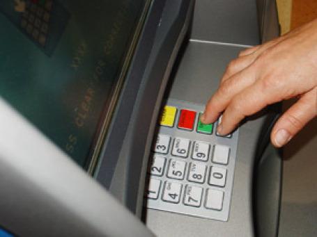 Банкомат часто используют как надежную копилку. Фото: sxc.hu