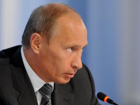 Премьер-министр РФ Владимир Путин считает что экономике стало лучше. Фото: Митя Алешковский/BFM.ru