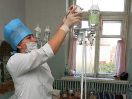 Низкое качество оказания  помощи населению во многом связано с высокой загруженностью  медработников. Фото: BFM.ru