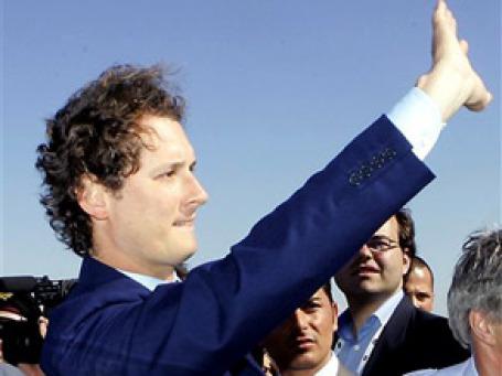 Джон Элканн, наследник ведущей итальянской промышленной династии Аньелли, назначен председателем правления Fiat. Фото: AP