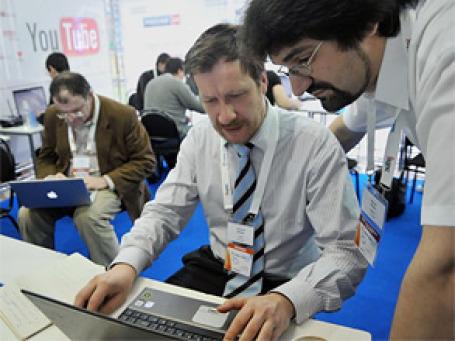 Конференция РИФ+КИБ 2009. Фото: ok2009.ru