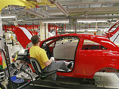 Ford, General Motors и Chrysler создают конкурентов японской корпорации. Фото: AP