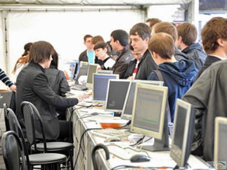 Конференция РИФ+КИБ 2009. Фото: 2010.rif.ru