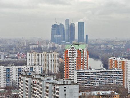 В Росси цены на жилье за год упали на 9,1%. Но могут вырасти. Фото: Митя Алешковский/ BFM.ru