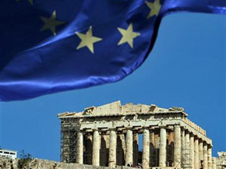 Греция официально попросила Евросоюз и Международный валютный фонд активировать пакет финансовой поддержки. Фото: AP