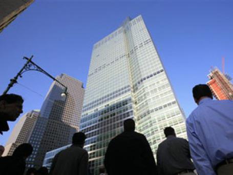 Штаб-квартира Goldman Sachs. Фото: AP