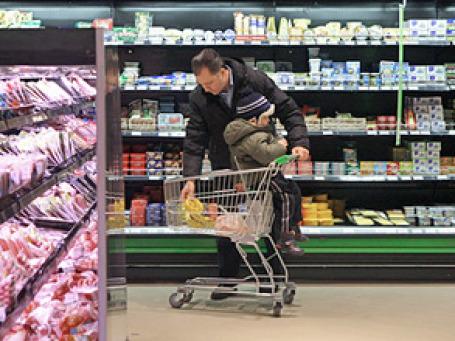 В России потребительские цены росли в пять раз быстрее, чем в ЕС. Фото: РИА Новости