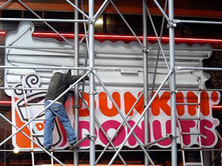 В Россию возвращается сеть кофеен Dunkin' Donuts. Фото: a_sorenseflickr.com